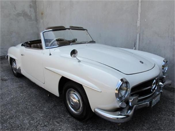1961 Mercedes Benz 190sl For Sale In Beverly Hills