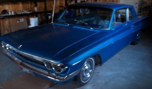 1961 Oldsmobile F85 2 Door Sedan 215 Aluminum V8
