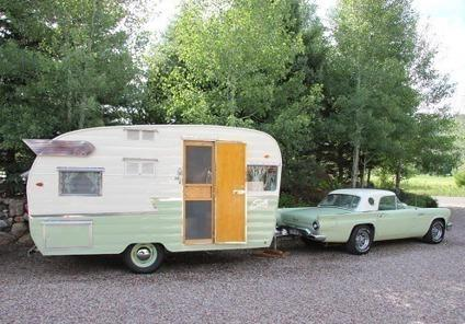Used Travel Trailers For Sale By Owner 3000 >> 1961 Shasta Airflyte vintage travel trailer for Sale in ...
