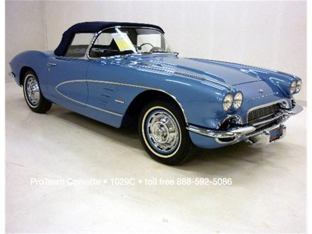 1961 chevrolet corvette for sale in napoleon ohio classified. Cars Review. Best American Auto & Cars Review