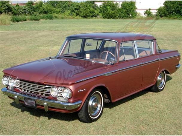1962 Amc Rambler For Sale In Arlington Texas Classified