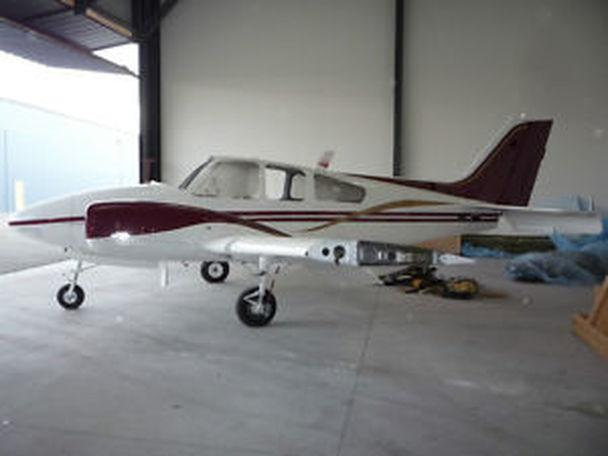 1962 Beechcraft Baron 55 Project