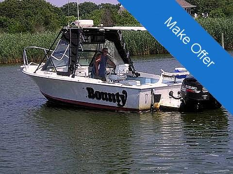 1962 bertram 25 custom for sale in moriches new york for Moriches boat and motor