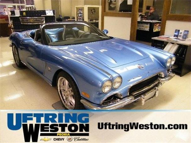 1962 chevrolet corvette for sale in east peoria illinois classified. Black Bedroom Furniture Sets. Home Design Ideas