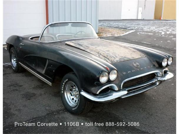 1962 chevrolet corvette for sale in napoleon ohio classified. Black Bedroom Furniture Sets. Home Design Ideas