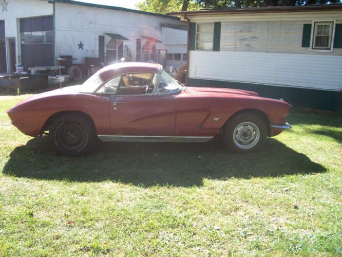 Cars For Sale In Wv: 1962 Chevrolet Corvette For Sale In Parsons, West Virginia