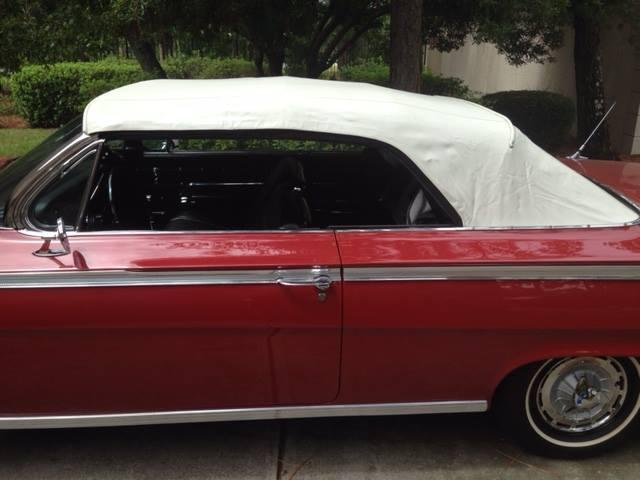1962 chevrolet impala ss convertible sc for sale in. Black Bedroom Furniture Sets. Home Design Ideas