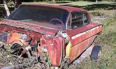1962 Chevy Impala Parts Car