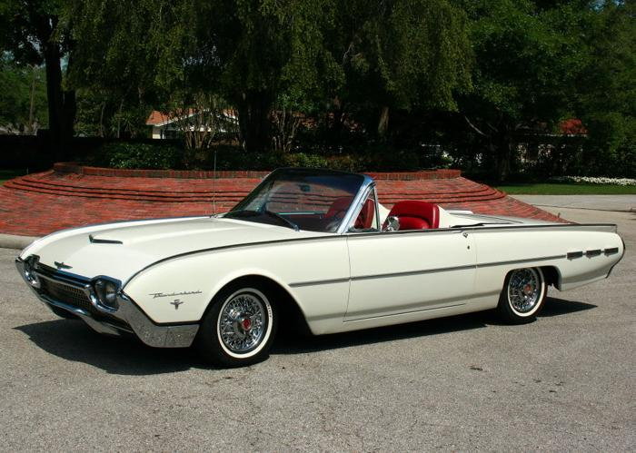 1962 Ford Thunderbird 22000