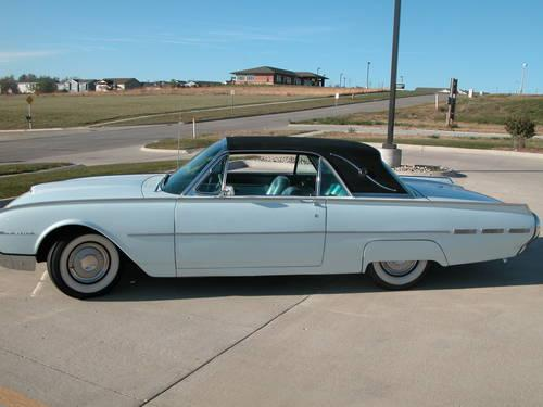 1962 Ford Thunderbird Landau Coupe For Sale In Co Bluffs