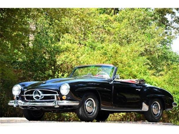 1962 mercedes benz 190 for sale in houston texas for Mercedes benz for sale in houston