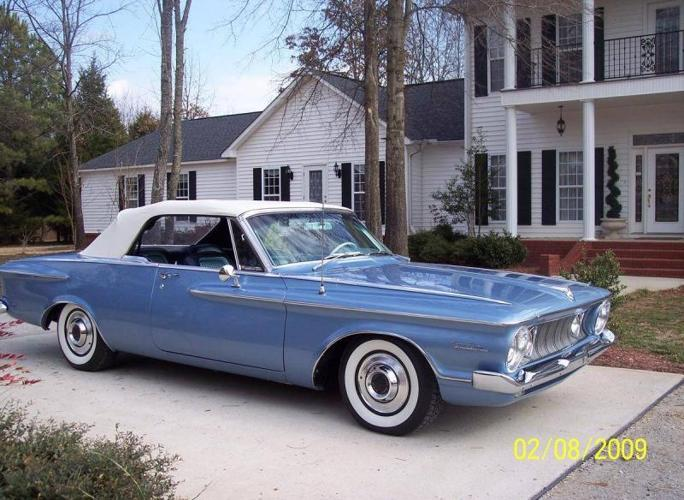 1962 plymouth fury convertible for sale in meridianville. Black Bedroom Furniture Sets. Home Design Ideas