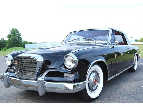 Auto For Sale Fredericksburg Va: 1962 Studebaker Gran Turismo For Sale In Fredericksburg