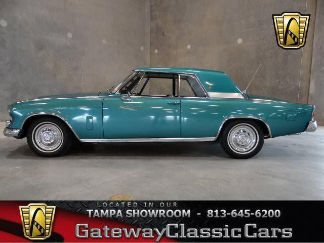 1962 Studebaker Hawk Gran Turismo - #16TPA for Sale in Apollo Beach