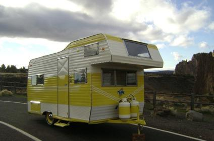 Vintage Travel Trailer Classifieds