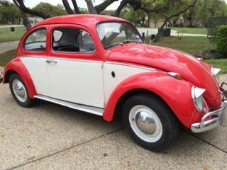 Used Cars Victoria Tx >> 1962 Volkswagen Beetle Classic for Sale in San Antonio, Texas Classified | AmericanListed.com