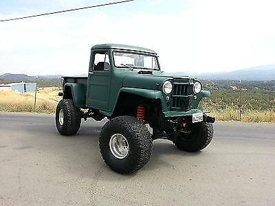 New York Pick Up Truck >> 1962 Willys Base Overland Custom RATROD lifted 4X4 truck for Sale in Laurel, New York Classified ...
