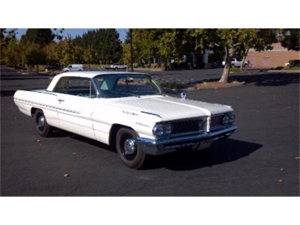 1962 pontiac catalina for sale in benicia california. Black Bedroom Furniture Sets. Home Design Ideas