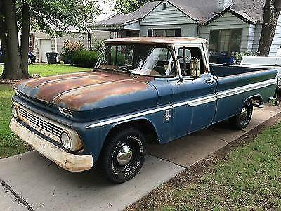 1963 chevrolet c10 long bed for sale in tulsa oklahoma classified. Black Bedroom Furniture Sets. Home Design Ideas