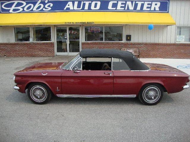 1963 Chevrolet Corvair For Sale In Jacksonville, North