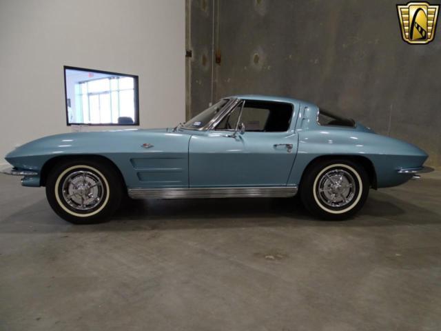 1963 chevrolet corvette 58dfw for sale in dallas texas. Black Bedroom Furniture Sets. Home Design Ideas