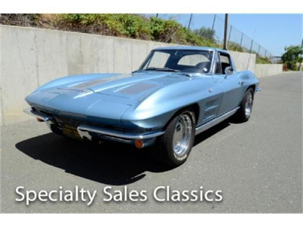 1963 chevrolet corvette for sale in benicia california classified. Black Bedroom Furniture Sets. Home Design Ideas