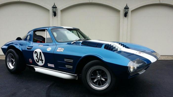 1963 Chevrolet Corvette Grand Sport Coupe RWD