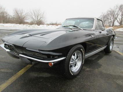 1963 chevrolet corvette split window coupe for sale in for 1964 corvette split window for sale