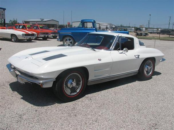 1963 chevrolet corvette stingray for sale in wichita falls texas. Cars Review. Best American Auto & Cars Review