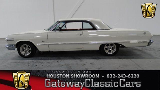 American Auto Sales Houston Tx: 1963 Chevrolet Impala #237HOU For Sale In Houston, Texas