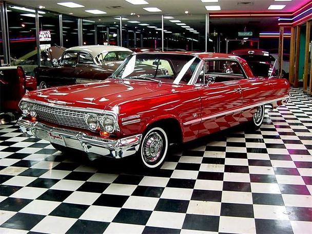 1963 chevrolet impala for sale in bonner springs kansas classified. Black Bedroom Furniture Sets. Home Design Ideas
