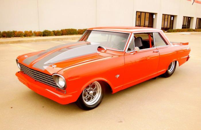 1963 Chevrolet Nova SS Coupe Automatic