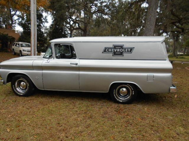 1963 chevrolet panel truck for sale in green cove springs florida classified. Black Bedroom Furniture Sets. Home Design Ideas