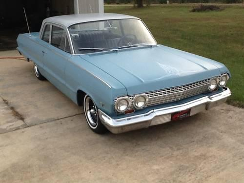 BMW Jackson Ms >> 1963 Chevy Biscayne 2 door for Sale in Smithville ...