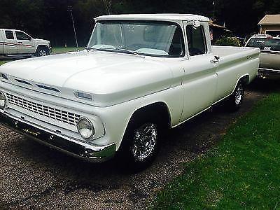 1963 CHEVY c20 3/4 ton PICKUP TRUCK! RESTORED! 283 V8