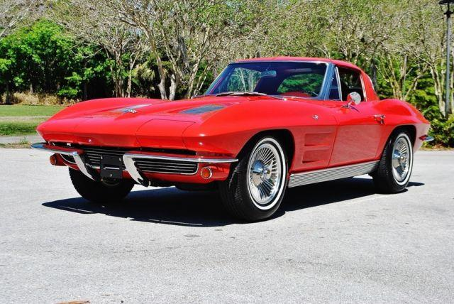 1963 chevy corvette stingray split window 327 4 speed for for 1963 chevy corvette split window for sale