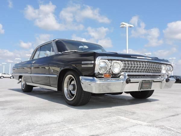 1963 impala cars for sale. Black Bedroom Furniture Sets. Home Design Ideas