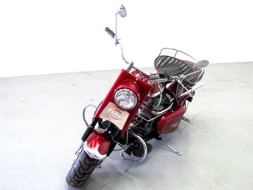 1963 Cushman Silver Eagle Scooter