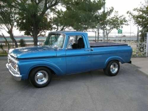 Cars For Sale In El Paso Tx >> 1963 Ford F100 Custom Cab Classic Truck in El Paso, TX for Sale in Victoria, Texas Classified ...