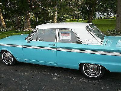 1963 ford fairlane 500 for sale in conneaut lake pennsylvania classified. Black Bedroom Furniture Sets. Home Design Ideas