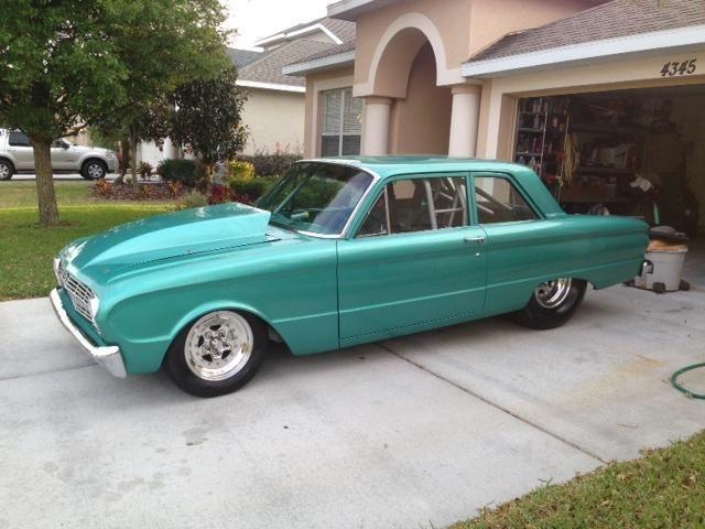 1963 Ford Falcon Pro Street 27316995
