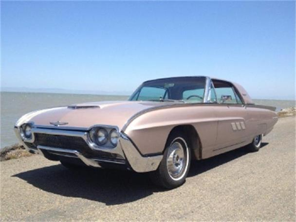 1963 Ford Thunderbird For Sale In Benicia California