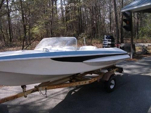 1963 Glasspar G3 skiboat w/ Merc 650 PT&T - ORIGINAL! for ...