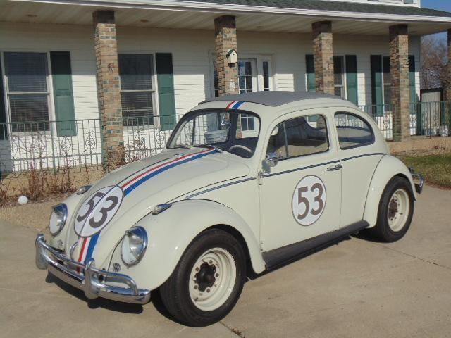 """1963 Herbie Love Bug """"Movie Car"""" for Sale in Rochester"""