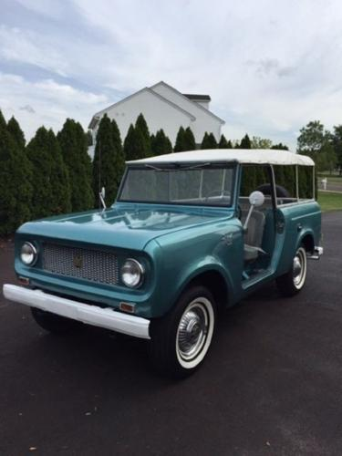 1963 International Harvester Scout 80 4x4 4wd For Sale In