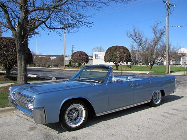 1963 Lincoln Continental For Sale In Alsip Illinois
