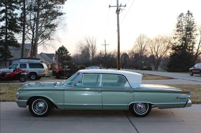 1963 Mercury Monterey for sale in Elkhorn NE