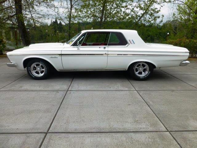 1963 Plymouth Fury Max Wedge Re Creation For Sale In Gladstone Oregon