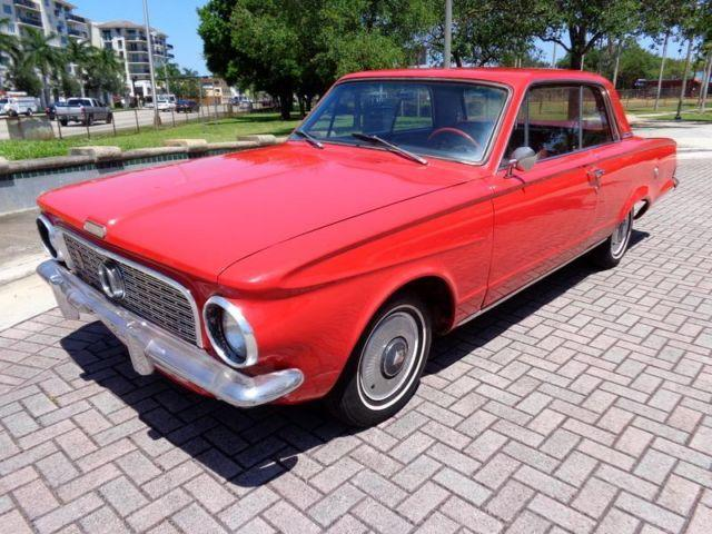 1963 plymouth valiant signet two hundred 2 dr hard top collector car for sale in fort. Black Bedroom Furniture Sets. Home Design Ideas