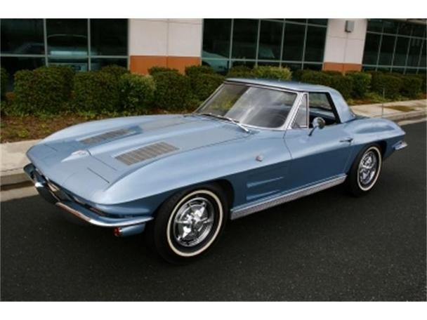 1963 chevrolet corvette stingray for sale in woodstock connecticut. Cars Review. Best American Auto & Cars Review